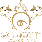 Lounge cafe «Agharti»